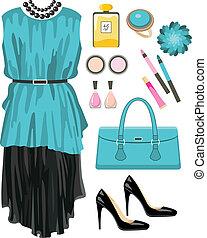 moda, set
