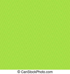 modello, astratto, zigzag, striscia verde, fondo