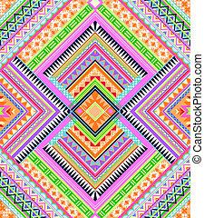 modello, colorito, azteco