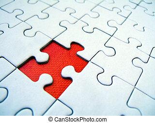 modello, jigsaw