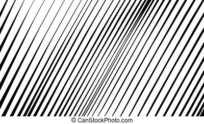 modello, monocromatico, striscia, ondeggiare, linea, fondo