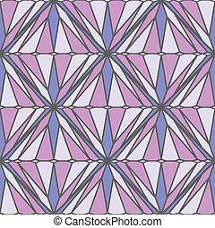 modello, quadrato, seamless