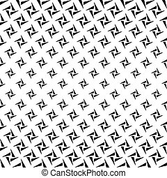 modello, rettangoli, seamless, triangoli, monocromatico