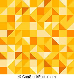 modello, seamless, giallo