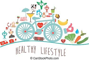 modo vivere sano, fondo