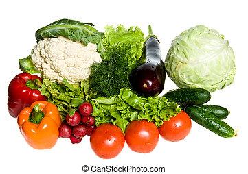 molti, verdura