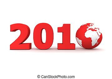 mondo, 2010, rosso, anno