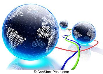 mondo, digitale