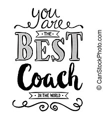 mondo, lei, allenatore, meglio