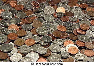 monete, ci, assortito