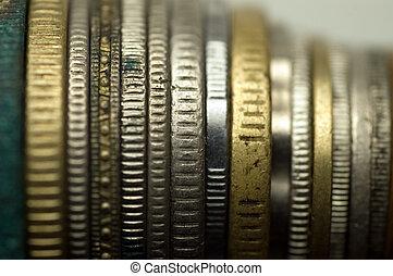 monete, lato