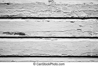 monocromatico, legno, vecchio, fondo