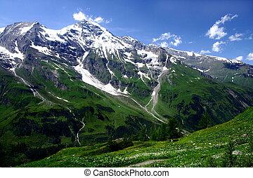 montagne, austria