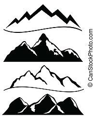 montagne, vario