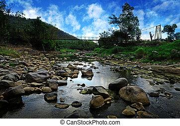 mordente, fiume