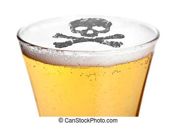 mortale, alcolismo