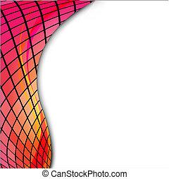 mosaico, colorito, fondo