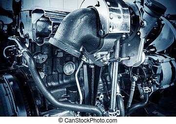 motore, automobilistico