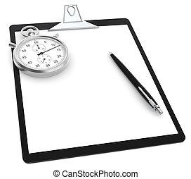 movimento, studio, tempo
