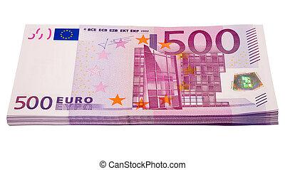 mucchio, euro