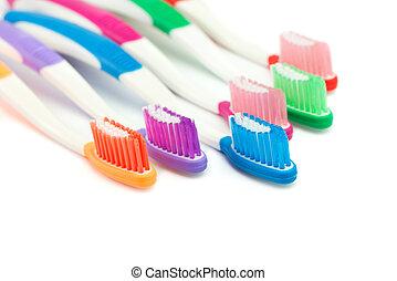 multicolor, spazzolini denti