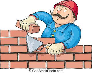 muratore, lavoro