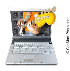 musica, digitale
