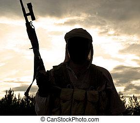 musulmano, militante