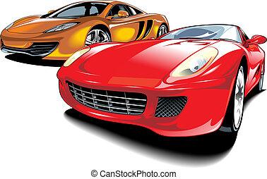 (my, automobile, design), originale, futuro, automobili