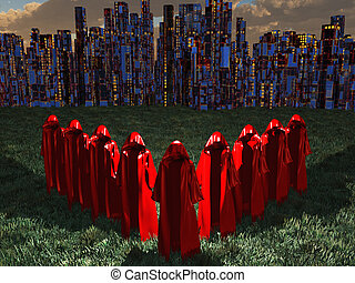 mystics, grande, prima, città