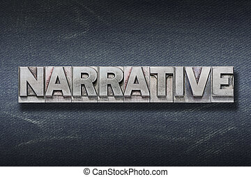 narrative, parola, tana