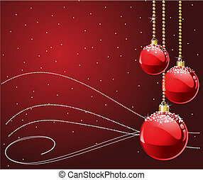 natale, rosso