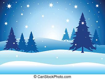 natale, wintertime