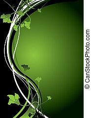 naturale, verde