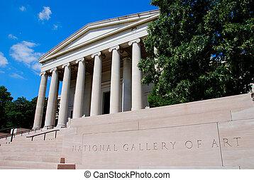 nazionale, galleria arte