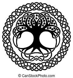 nazionale, ornaments., celtico
