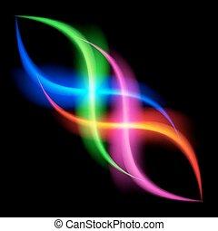 neon, elemento