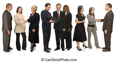networking, gruppo
