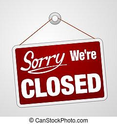 noi, segno closed