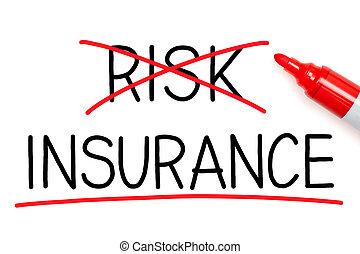 non, rischio, assicurazione