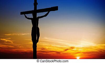 nostro, cristo, salvatore, gesù