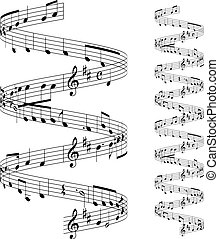 note, personale musicale