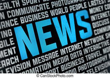notizie, manifesto