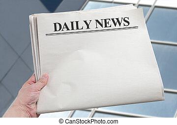notizie, quotidiano