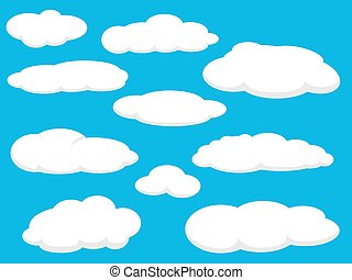 nubi, pacco