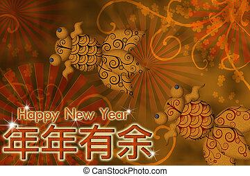 nuovo, 2010, cinese, anno