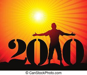 nuovo, 2010, fondo, anno
