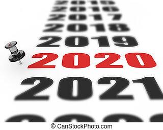 nuovo, 2020, anno