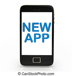 nuovo, app