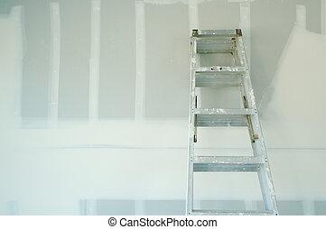nuovo, drywall, sheetrock